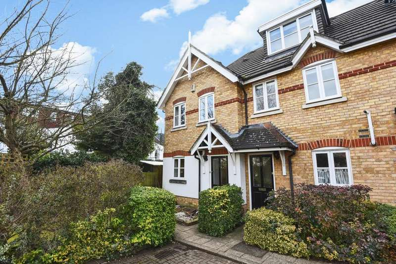 2 Bedrooms End Of Terrace House for sale in Whittington Mews, North Finchley