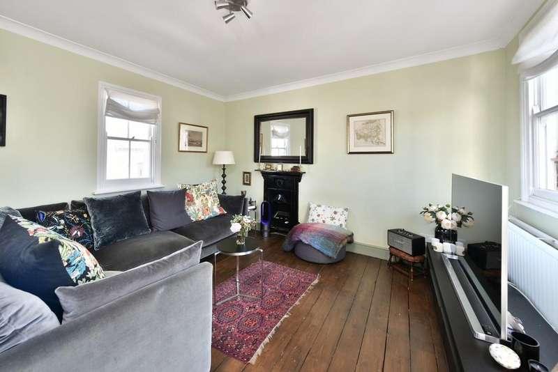 2 Bedrooms Maisonette Flat for sale in Liverpool Road , London N1