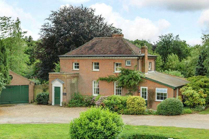 3 Bedrooms Detached House for sale in Liston, Lond Melford, Suffolk, CO10