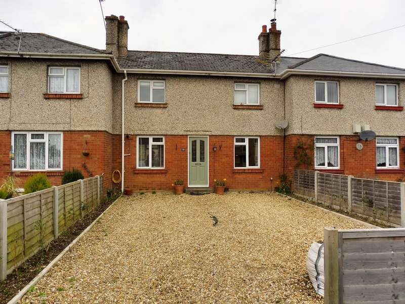 3 Bedrooms Village House for sale in Hardy Crescent, Wimborne BH21