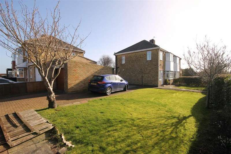 3 Bedrooms Semi Detached House for sale in Verner Road, Hart Station, Hartlepool