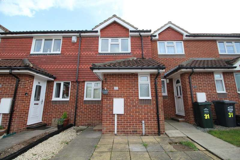 2 Bedrooms Terraced House for sale in Cugley Road Dartford DA2