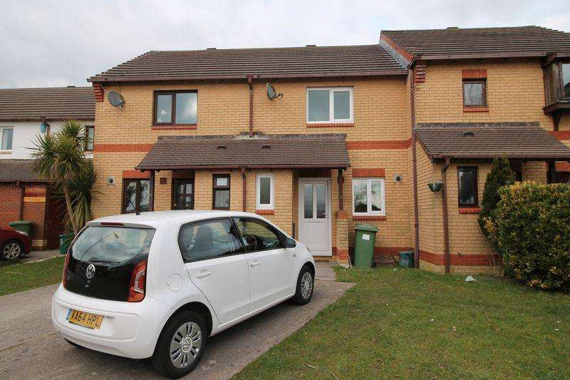 2 Bedrooms Terraced House for sale in Clos Y Dolydd, Manor Chase, Beddau, CF38 2TG