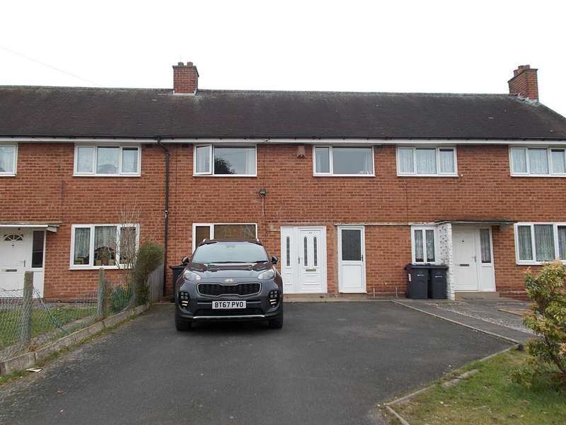 3 Bedrooms Terraced House for sale in Galloway Avenue, Shard End, Birmingham B34
