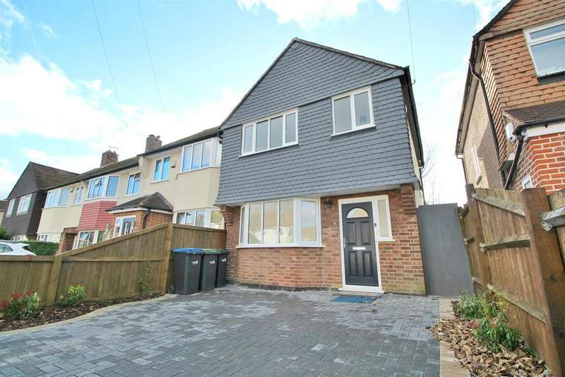 3 Bedrooms Semi Detached House for sale in Kenilworth Crescent, Enfield