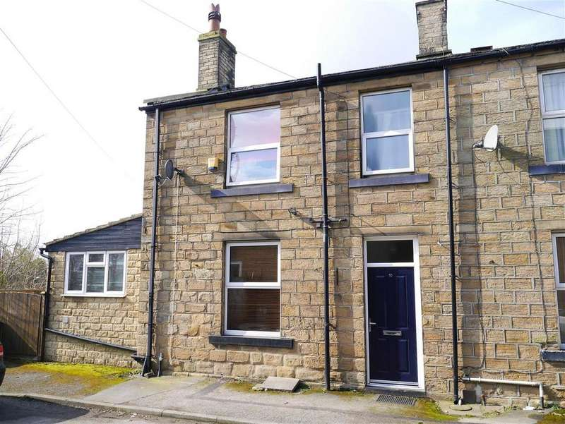 2 Bedrooms End Of Terrace House for sale in James Street, Birkenshaw, BD11 2JB