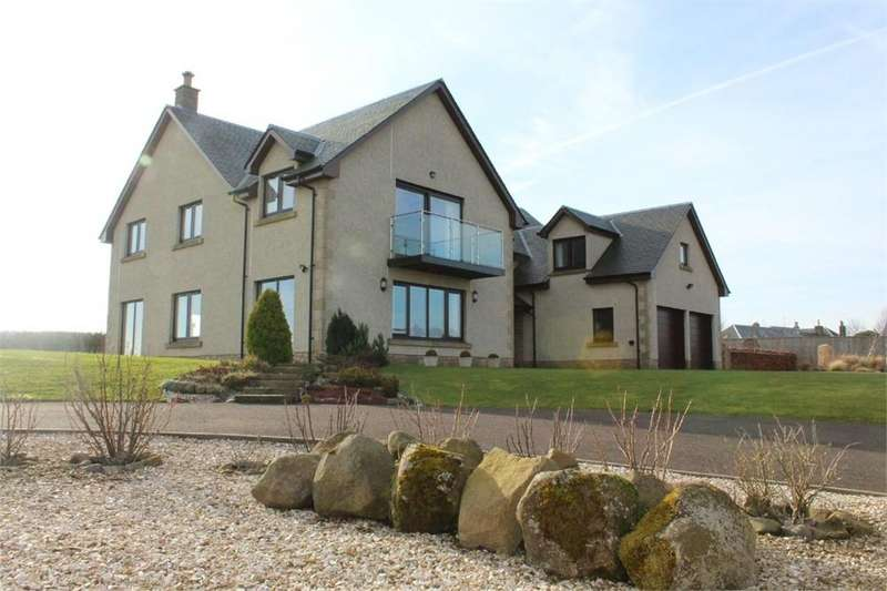 5 Bedrooms Detached House for sale in Fairfields, Easter Ulston, JEDBURGH, Scottish Borders