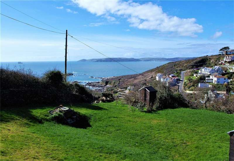 Plot Commercial for sale in West Hill, Heybrook Bay, Plymouth, PL9