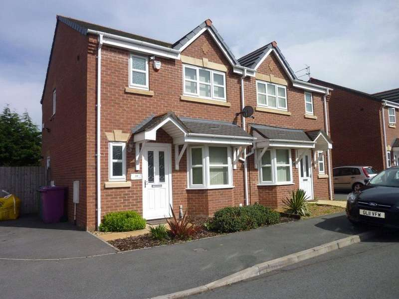 3 Bedrooms Semi Detached House for sale in Pennsylvania Road, Liverpool, Merseyside, L13
