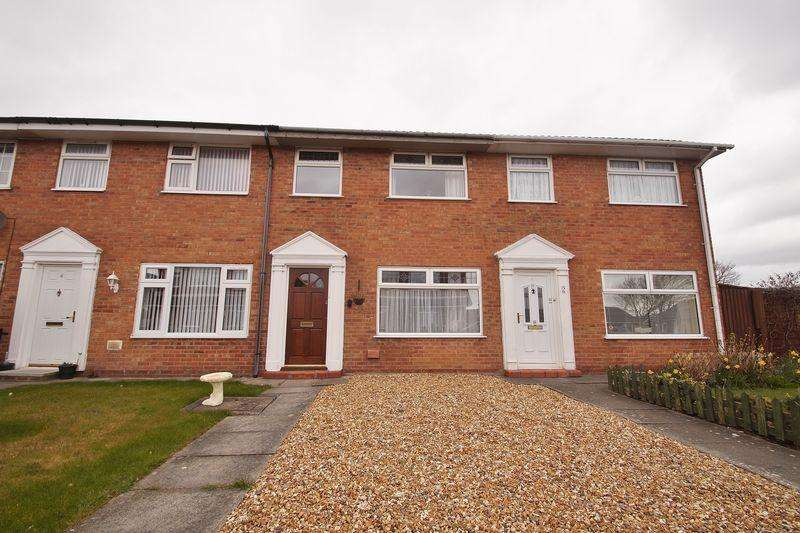 3 Bedrooms Terraced House for sale in Pilling Close, Marshside