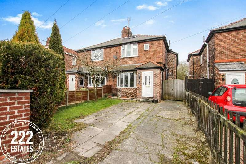 3 Bedrooms Semi Detached House for sale in Eastford Road, Warrington, WA4