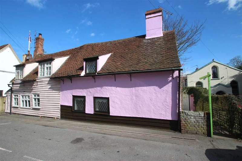 2 Bedrooms Semi Detached House for sale in Colchester Road, St. Osyth