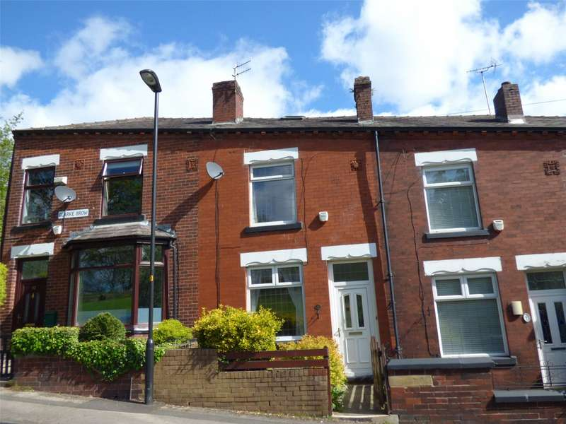 2 Bedrooms Terraced House for sale in Clarke Brow, Middleton, Manchester, M24