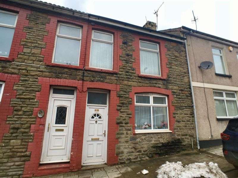 Property for sale in High Street Caerphilly CF83 4DD
