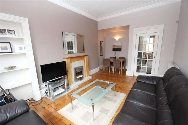 1 Bedroom Flat for rent in BATTLEFIELD - Holmlea Road - Furnished G44