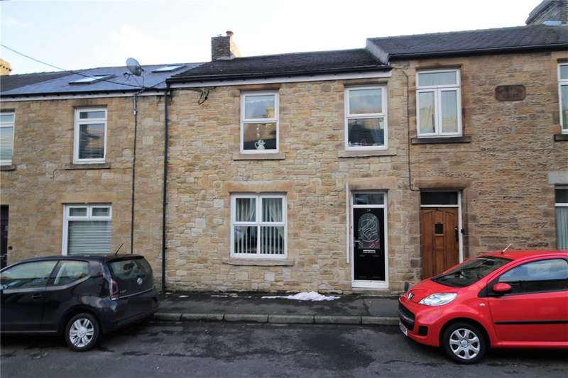 3 Bedrooms Terraced House for sale in Taylor Street, Consett, Durham, DH8