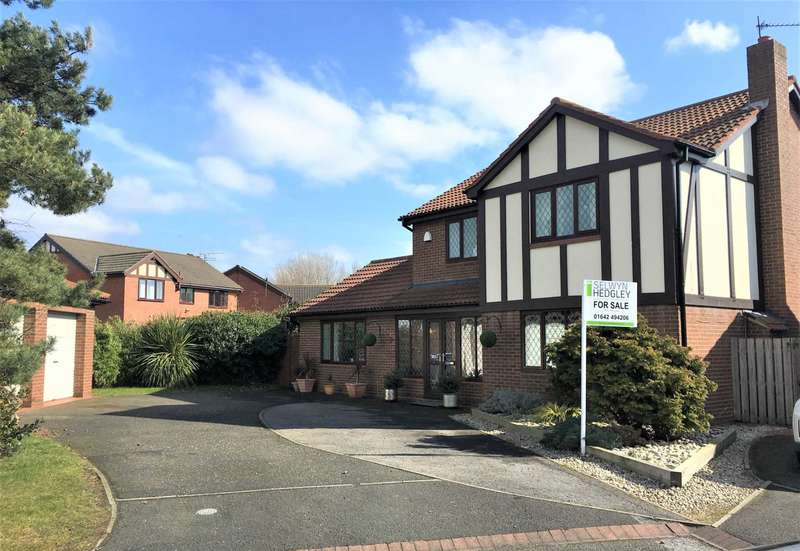 4 Bedrooms Detached House for sale in Seaton Close, The Ings