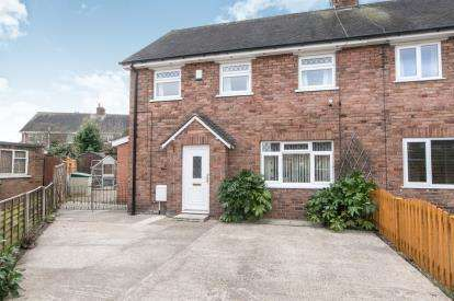 3 Bedrooms Semi Detached House for sale in Chestnut Close, Gresford, Wrexham, LL12