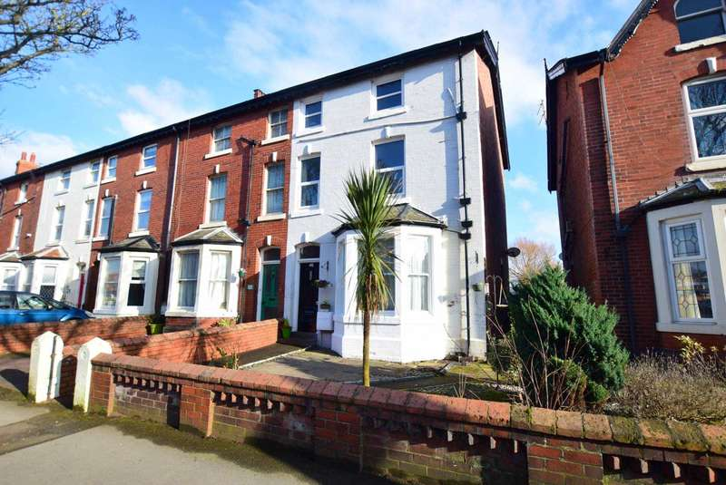 7 Bedrooms End Of Terrace House for sale in St Albans Road, St Annes