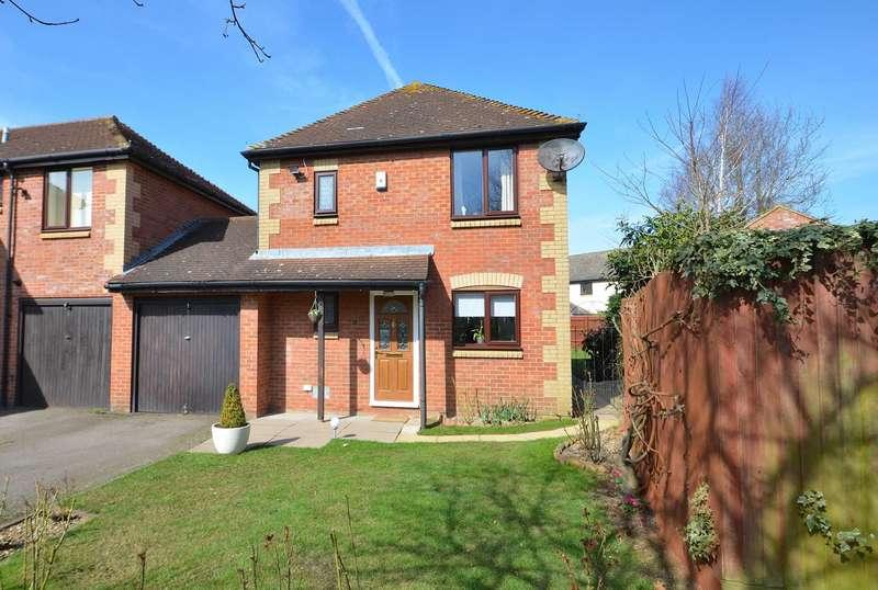 3 Bedrooms Link Detached House for rent in Aldrich Drive, Willen