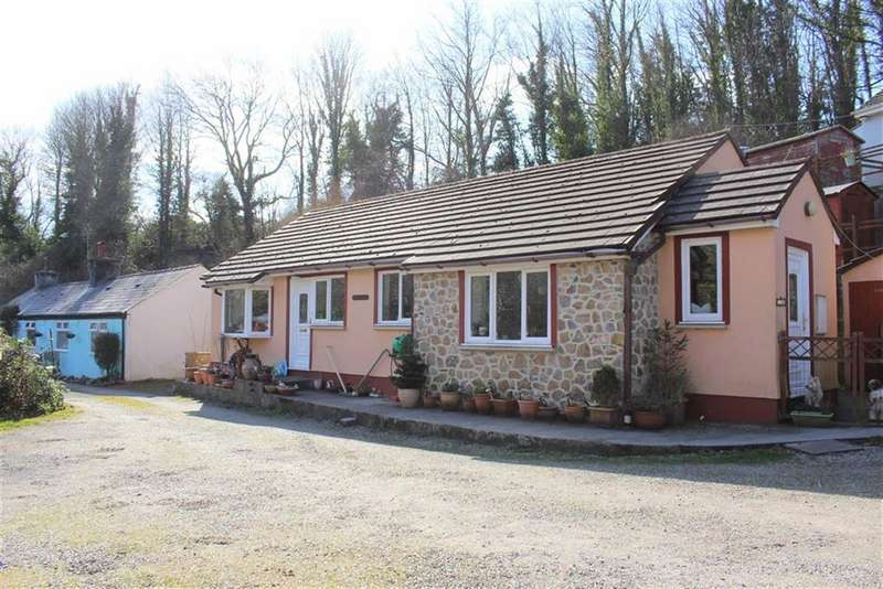 3 Bedrooms Detached Bungalow for sale in Golden Brake, Pembroke