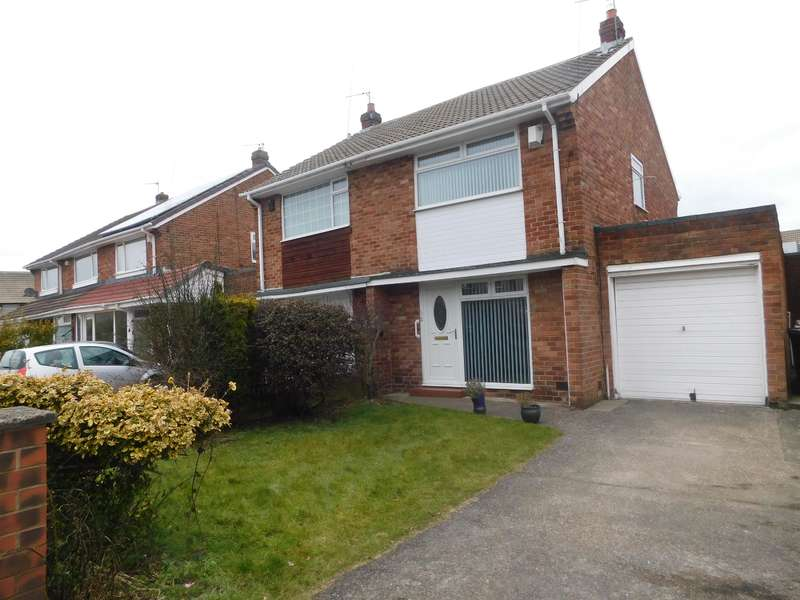 2 Bedrooms Semi Detached House for sale in St. Anselm Road, North Shields