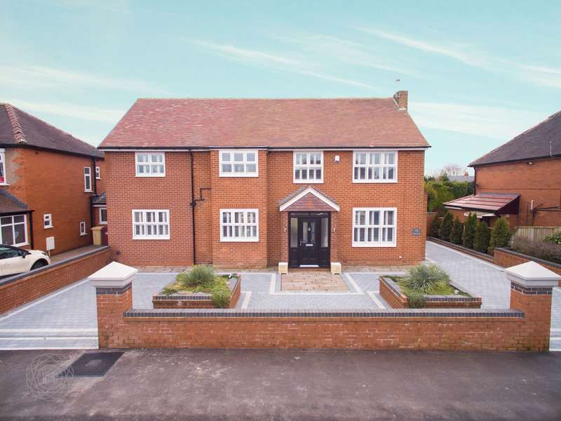 4 Bedrooms Detached House for sale in Cornwall Avenue, Bolton, BL5