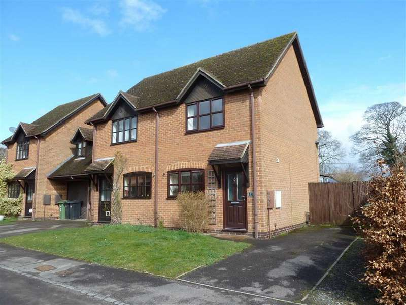 2 Bedrooms End Of Terrace House for sale in Park Close, Sonning Common, Sonning Common Reading