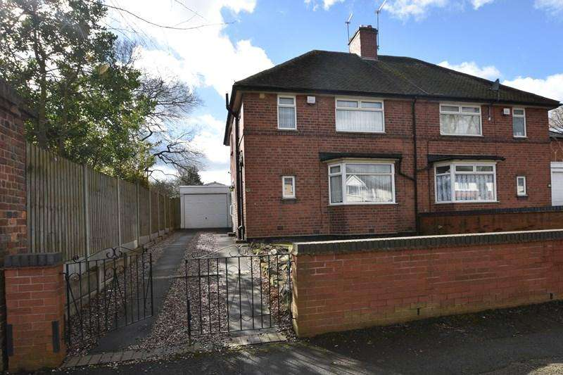 3 Bedrooms Semi Detached House for sale in Church Road, Smethwick