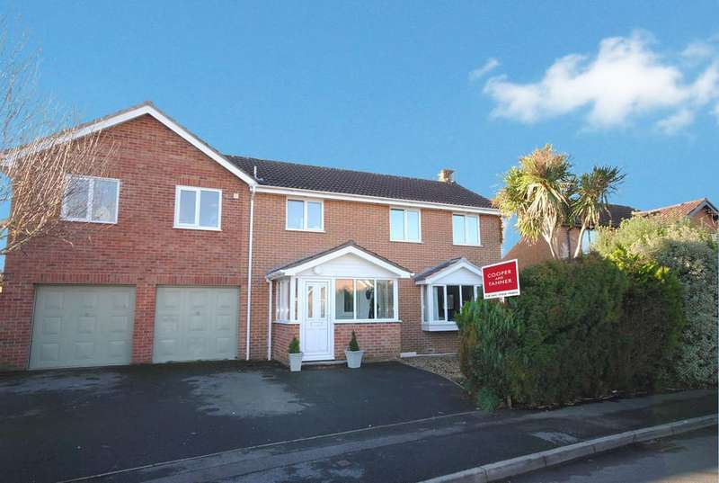 5 Bedrooms Detached House for sale in Springfield Road