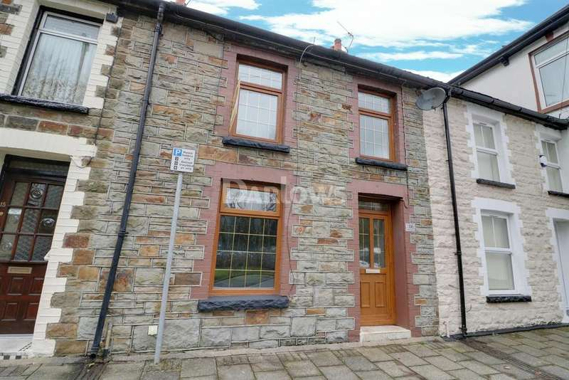 3 Bedrooms Terraced House for sale in Pencai Terrace, Treorchy