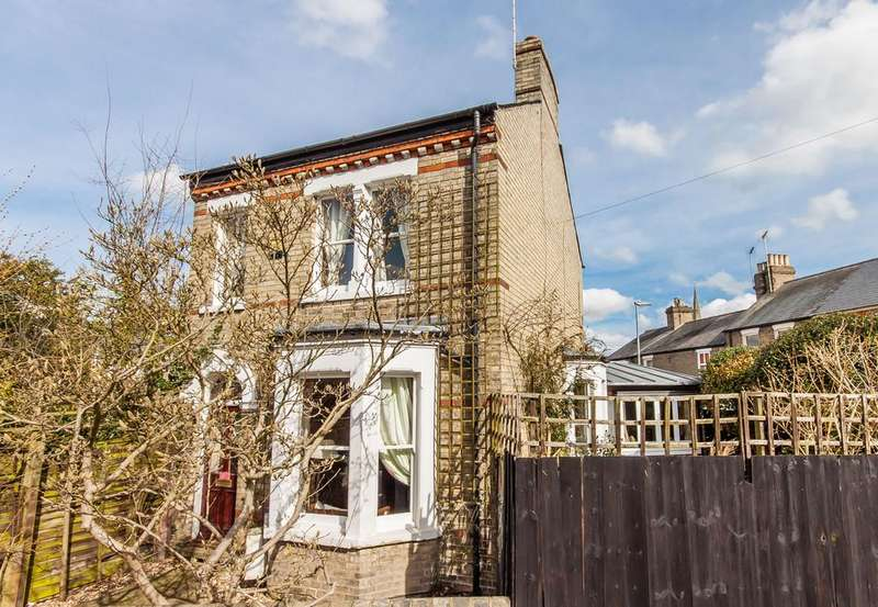 4 Bedrooms Detached House for sale in Clare Street, Cambridge