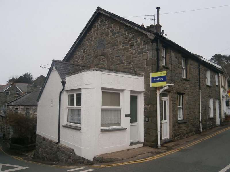 3 Bedrooms End Of Terrace House for sale in The Old Dairy, Harlech LL46