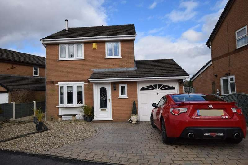 3 Bedrooms Detached House for sale in Sycamore Road, Chapel-en-le-Frith
