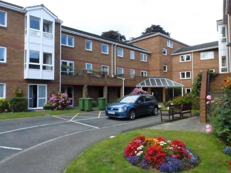 2 Bedrooms Apartment Flat for sale in Milton House, Church Road, Newton Abbot
