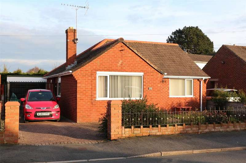 2 Bedrooms Detached Bungalow for sale in Weston Drive, Stansty, Wrexham, LL11