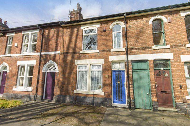 2 Bedrooms Terraced House for sale in Chester Green Road, Chester Green