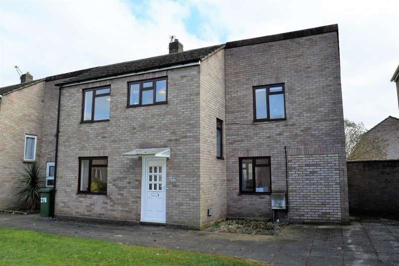 3 Bedrooms Terraced House for sale in St Johns Way, Thetford