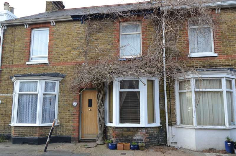 2 Bedrooms Terraced House for sale in Suffolk Street, Whitstable