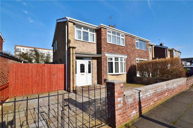 3 Bedrooms Semi Detached House for sale in Plumer Drive, Norton, Stockton-On-Tees