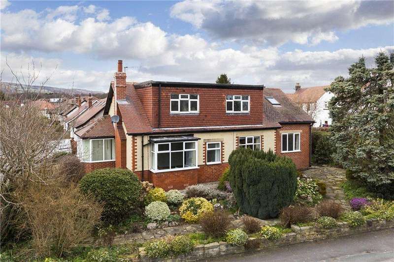 4 Bedrooms Detached House for sale in Hill Crescent, Burley in Wharfedale, Ilkley, West Yorkshire