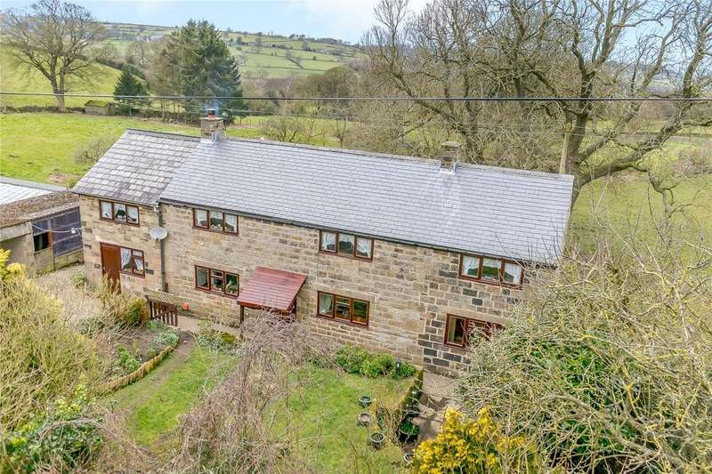 4 Bedrooms Detached House for sale in Crag Lane, Felliscliffe, Harrogate, North Yorkshire