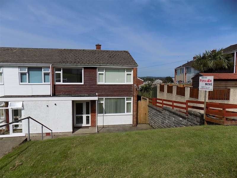 3 Bedrooms End Of Terrace House for sale in Harrier Road, Haverfordwest