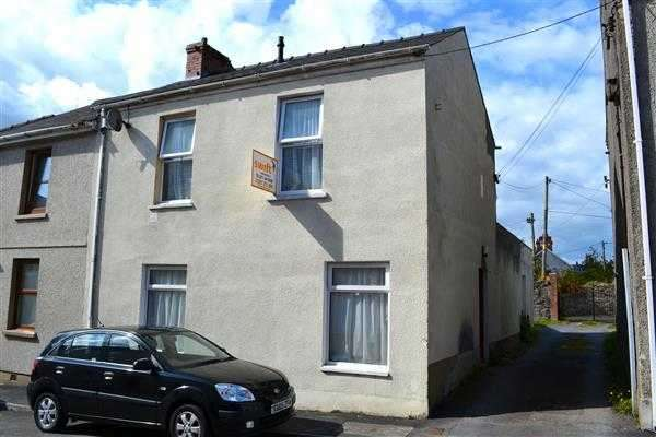 2 Bedrooms Semi Detached House for sale in Union Street, Carmarthen