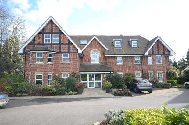 2 Bedrooms Apartment Flat for sale in Alexander House, 23 Murdoch Road, Wokingham