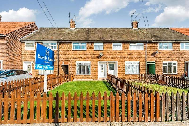 3 Bedrooms Terraced House for sale in Annandale Road, Hull, HU9