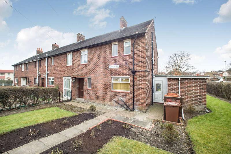 3 Bedrooms Terraced House for sale in Derwent Road, Wakefield, WF2