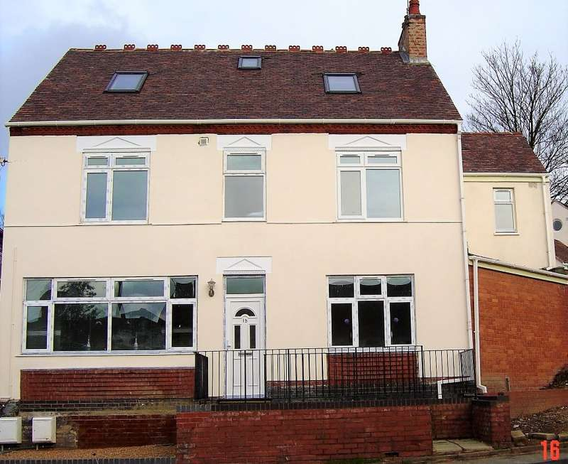 9 Bedrooms Detached House for sale in Coleshill Road, Nuneaton, Warwickshire, CV10 0NZ