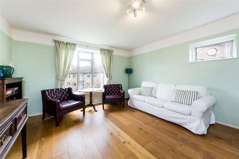 2 Bedrooms Flat for sale in Abbotts Close, Alwyne Road, Canonbury, Islington, N1