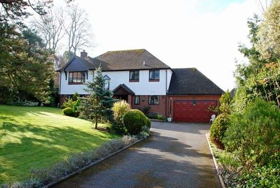 4 Bedrooms Detached House for sale in Redwood Road, Sidmouth